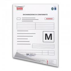 Metrological Certification for WJ